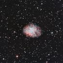 M 1 Crab Nebula,                                Michael Timm