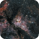 Carina Nebula 240117,                                Flint