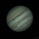 Jupiter 08 avril 2017,                                Maxime Delin