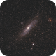 "Andromeda Galaxie M31 ""First Light"" Neubearbeitung,                                Matthias Groß"