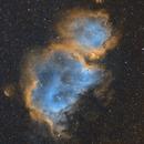 Soul nebula,                                Tom's Pics