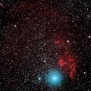 IC63 & IC59 & SH2-185 in HOO,                                Andreas Dietz