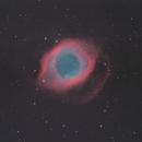 Helix Nebula - Ha,                                Eric Walden