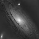 Andromeda project,                                JORGE RICARDO
