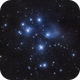 M45 - The Pleiades,                                Bryan He