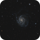 Messier 101,                                Manfred Ferstl