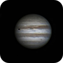 Jupiter with Io transit,                                Pafnutiy