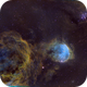 "NGC 3324 ""Gabriela Mistral Nebula"",                                Darcstar"