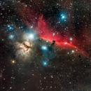 Nebulosa Testa di Cavallo Barnard 33,                                Alessandro Speranza