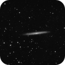 ngc 5907 - 333 60 secs unguided subs taken on the 27th of May,                                Stefano Ciapetti