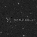Quadruple Quasar J1004+4112 in Leo Minor,                                Albert van Duin
