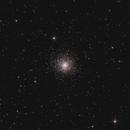M15 Globular cluster, LRGB,                                Mikhail Vasilev