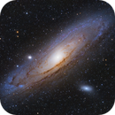 M31 - Andromeda Galaxy,                                Andreas Eleftheriou
