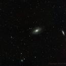 M81 and M82,                                Michael J. Mangieri