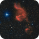 IC 63 Ghost of Cassiopeia,                                Marc Verhoeven