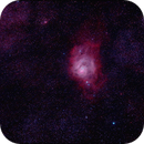 World class performance astrograph ( M8 and M20 ) REprocess,                                Luis Marco Gutierrez
