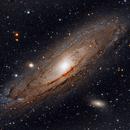 M31 Andromeda Galaxy,                                Alexander Todorov