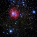 Rosette Nebula,                                Dennis Recla