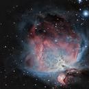 M42 Orion Nebula ,                                joss750Z