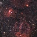 NGC7635_NGC7538_NGC7510_M52_SH2-157_SH2-159_SH2161,                                Alessandro Curti