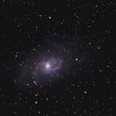 M33-RGB,                                Sébastien Chaline