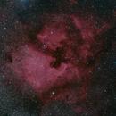 NGC 7000 and IC 5070,                                Robert Schumann