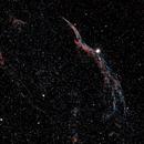 NGC 6960,                                Vijay Vaidyanathan