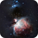 M42- Orion Nebula,                                Umberto Tomaselli