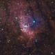 NGC 7635 - Bubble Nebula,                                skyimages