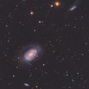 NGC 4725, NGC 4747, NGC 4712,                                Chad Andrist