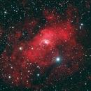 NGC 7635,                                David Johnson