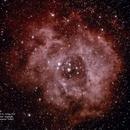 C49 Rosette Nebula,                                Robert Van Vugt