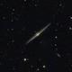 NGC 4565 - The Needle Galaxy,                                GALASSIA 60