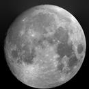 Lune 25 octobre first light du 9.25,                                cguvn