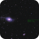 NGC 4651 and Asteroid (10426) Charlierouse,                                sky-watcher (johny)