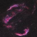 Veil Nebula,                                Mike Brady