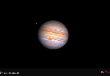 Jupiter 2020-9-30 S2,                                MoonPrince