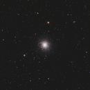 M13 - Hercules Globular Cluster,                                Victor Van Puyenbroeck