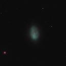 Robin's egg nebula,                                Filip Krstevski / Филип Крстевски