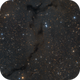 Barnard 150, Dark Nebula,                                Alexander Sorokin