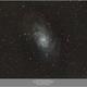 Messier 33, Triangulum galaxy, 20190830,                                Geert Vandenbulcke