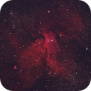 NGC 6188 - Natural color,                                Rodrigo Andolfato