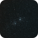 NGC884 et NGC869,                                Frédéric Tapissier