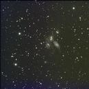 Stephan's Quintet,                                Robin Clark - EAA imager