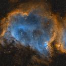 The Soul Nebula in the Hubble Palette,                                Alex Roberts