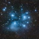 M45 - Pleiades,                                Torben