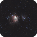 The Orion Nebula,                                Mattes