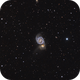 M51 - The Whirlpool Galaxy,                                andefeldt