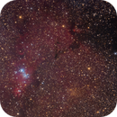 between NGC 2264 and IC 2169,                                Jenafan