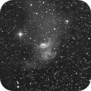 Dobson 30 SW - ngc 7635 with an Atik 383 - 2 hours exposures,                                Stefano Ciapetti